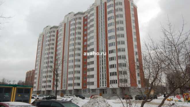 ЖК Мой адрес на Амурской 54